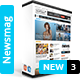 Newsmag - News Magazine Newspaper Nulled