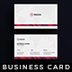 Creative - Pro Business Card v.3 - GraphicRiver Item for Sale