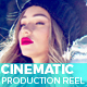 Cinematic Production Reel - VideoHive Item for Sale