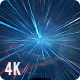 Light Speed Space Tunnel 4K