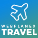 Tour & Travel PSD Template by WebPlanex Nulled