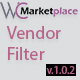WC Marketplace Vendor Filter - CodeCanyon Item for Sale