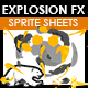 Explosion Sprite FX for Games - GraphicRiver Item for Sale