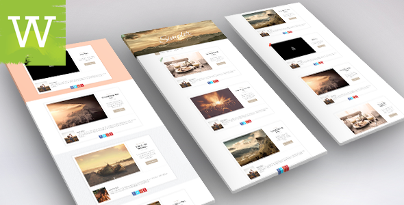 Simpler - Blog With Adult Post Type - Simplest WordPress Blog Theme Ever