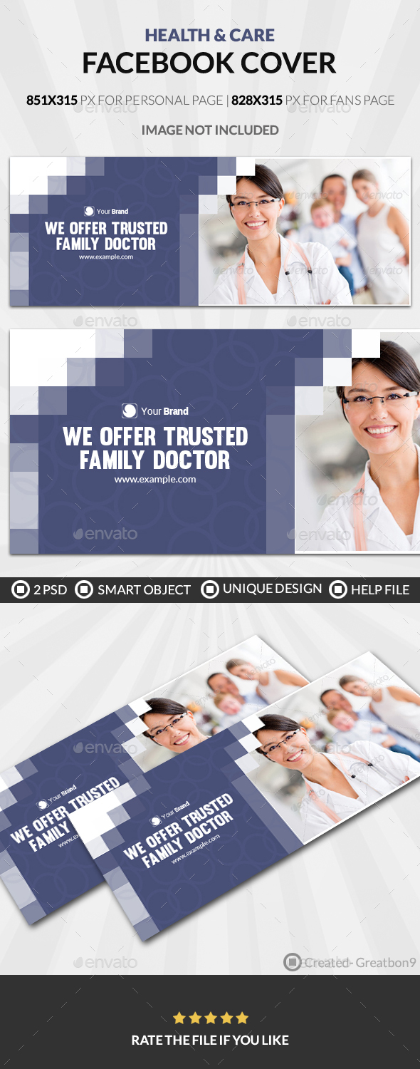 Health Care Facebook Cover - Facebook Timeline Covers Social Media
