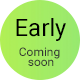 Early Coming Soon Template - ThemeForest Item for Sale