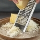 Chef Grates Cheese for Making Pie, Grated Cheese, Dishes From Cheese - VideoHive Item for Sale