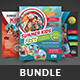 Kids Summer Camp Flyer - GraphicRiver Item for Sale