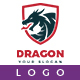 Dragon Logo Template - GraphicRiver Item for Sale