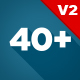 40+ Transitions - VideoHive Item for Sale