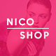 NicoShop – Supermarket eCommerce PSD Template Nulled