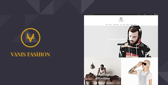 Image of AP Vanis Responsive Bigcommerce Theme Template