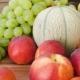 Autumn Still-life of Fresh Fruit