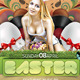 Easter Club-Party Flyer Template - GraphicRiver Item for Sale