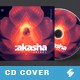 Akasha Dreams - Chillout CD Cover Artwork Template - GraphicRiver Item for Sale