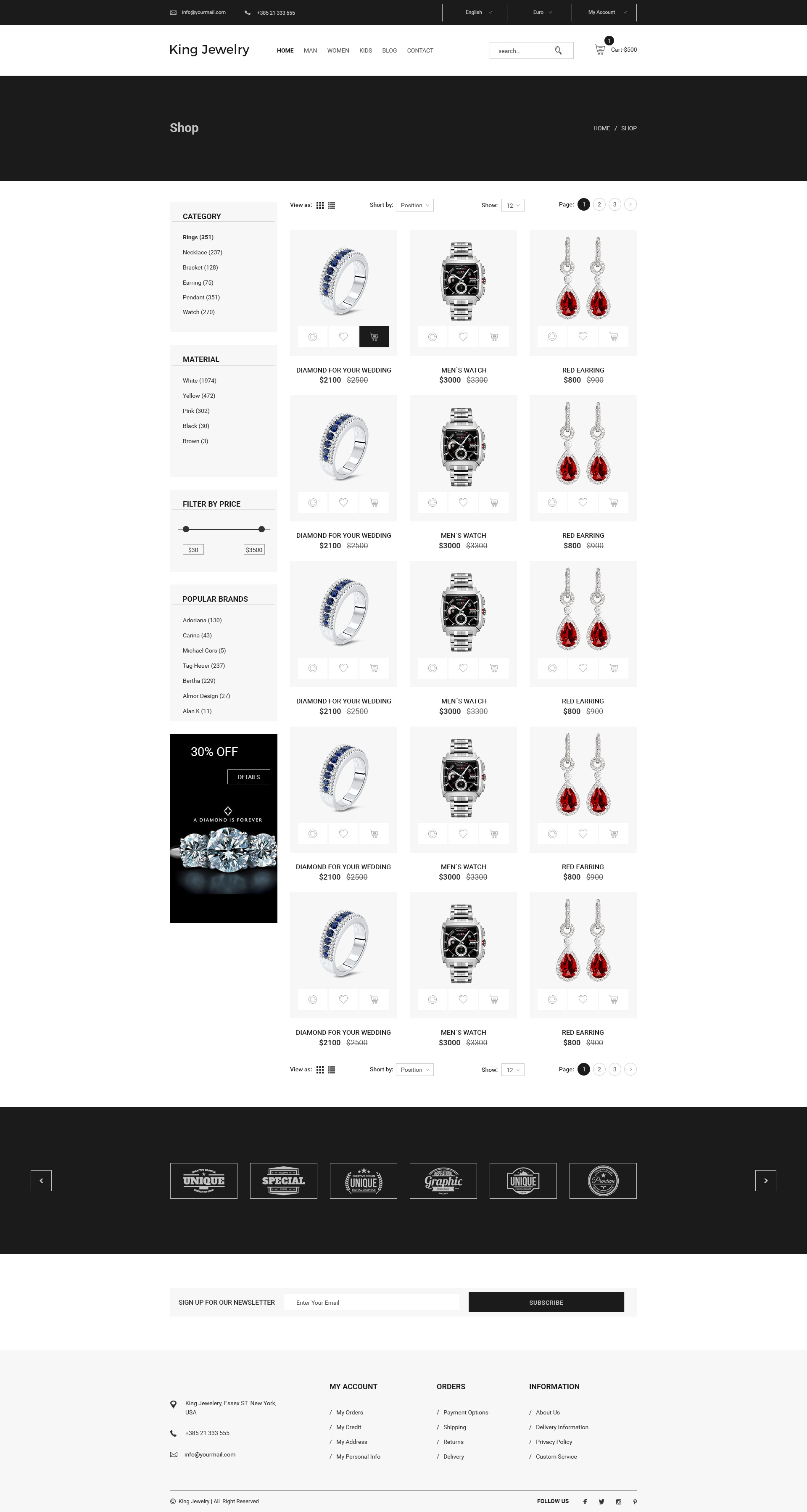 01 Screenshots King Jewelry Jpg 02 Home 03 Product Grid