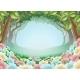 Fantasy Forest Scene Illustration