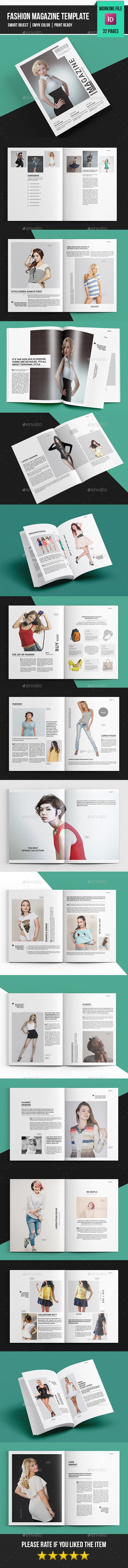 Fashion Lookbook Magazine V05 - Catalogs Brochures