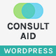 Consult Aid : Business Consulting And Finance WordPress Theme Nulled