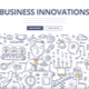 Business Innovations Doodle Concept - GraphicRiver Item for Sale