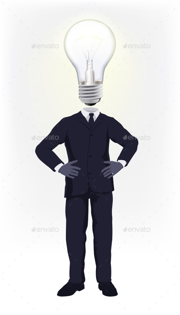 Ideas Man - Miscellaneous Vectors