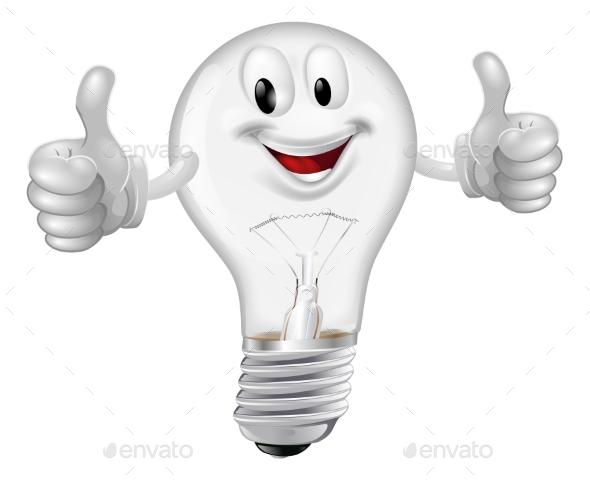Lightbulb Man - Miscellaneous Characters
