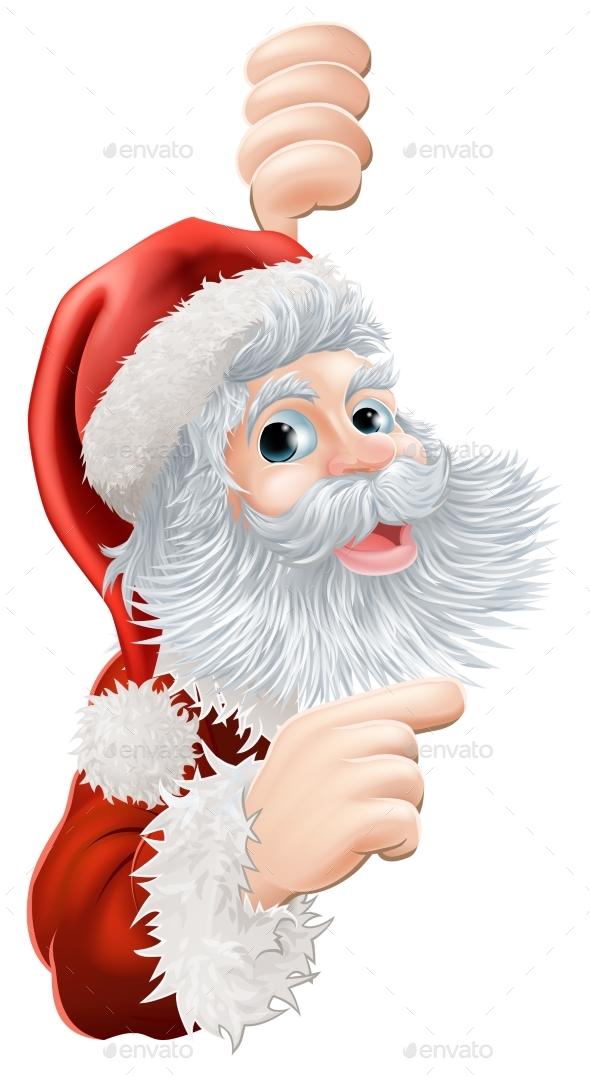 Christmas Santa Claus - Miscellaneous Vectors