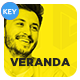 Veranda Keynote Template - GraphicRiver Item for Sale