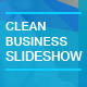 Clean Business Slideshow - VideoHive Item for Sale