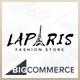 LaParis - Simple Creative Responsive BigCommerce Theme - Stencil Based - ThemeForest Item for Sale