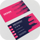 Business Card - Liquid - GraphicRiver Item for Sale