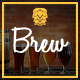 Brew - Craft Beer Brewery / Pub HTML5 Template - ThemeForest Item for Sale