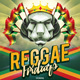 Reggae Fridays - GraphicRiver Item for Sale