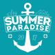 Summer Holidays Badges - GraphicRiver Item for Sale