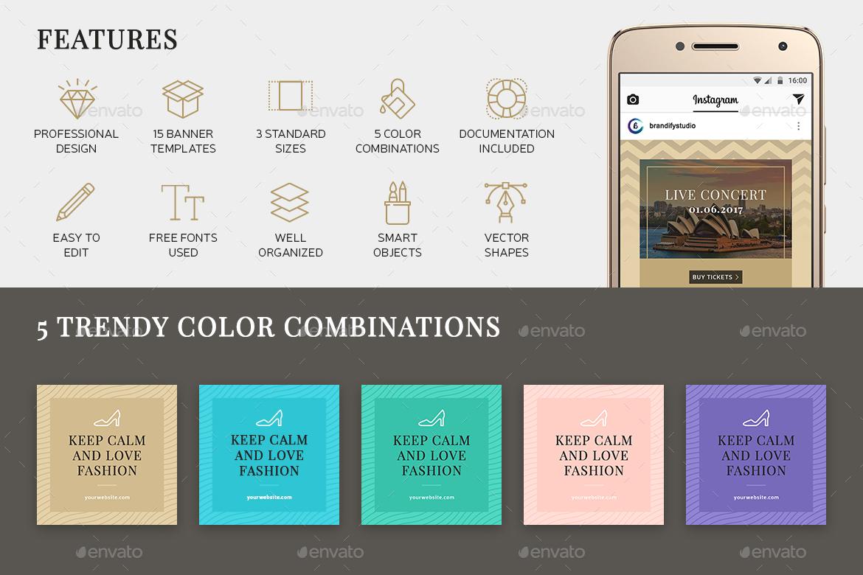Social Media Kit by brandifystudio | GraphicRiver