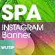 10 Instagram Post Banner-Spa - GraphicRiver Item for Sale