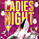 Ladies / Girls Night Flyer - GraphicRiver Item for Sale