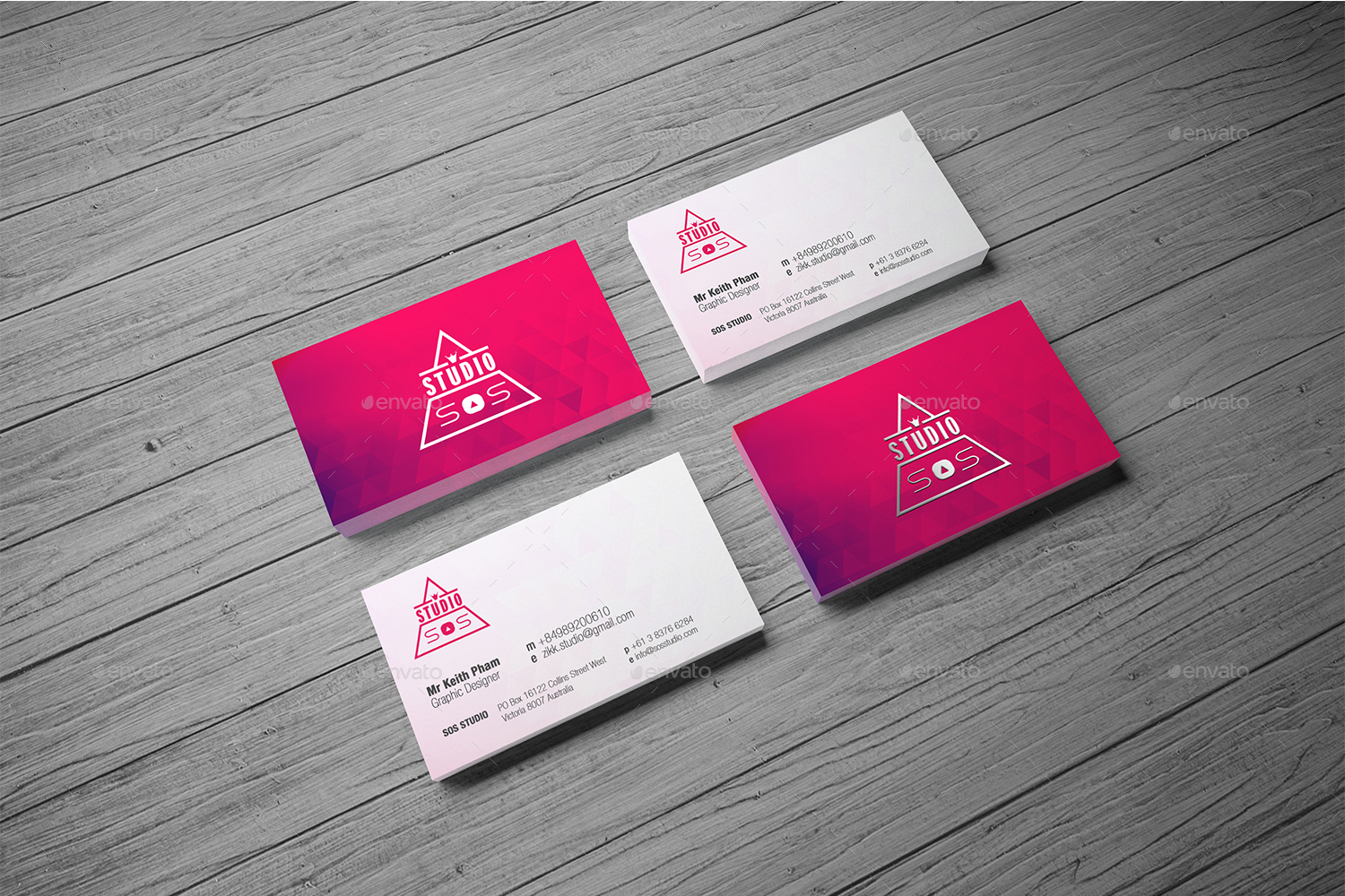 Cute us business card contemporary business card ideas etadamfo standard us business card mockup by zikk graphicriver reheart Choice Image