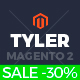 Tyler - Responsive Magento 2 Theme - ThemeForest Item for Sale