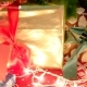 Christmas Letter for Santa Claus and Beautiful Gift Boxes Under the Christmas Tree