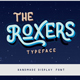 The Roxers Typeface - GraphicRiver Item for Sale