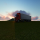 Truck Sunset - VideoHive Item for Sale