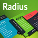 Radius - Responsive Pricing Tables