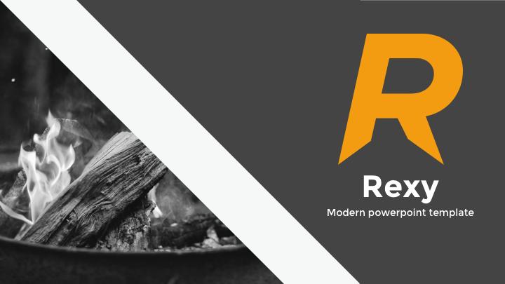 Rexy modern google slides template by suavedigital graphicriver rexyslide01g toneelgroepblik Image collections