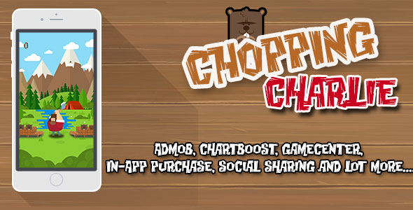 Chopping Charlie - CodeCanyon Item for Sale