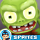 4-Directional Zombie Game Character Sprites - GraphicRiver Item for Sale