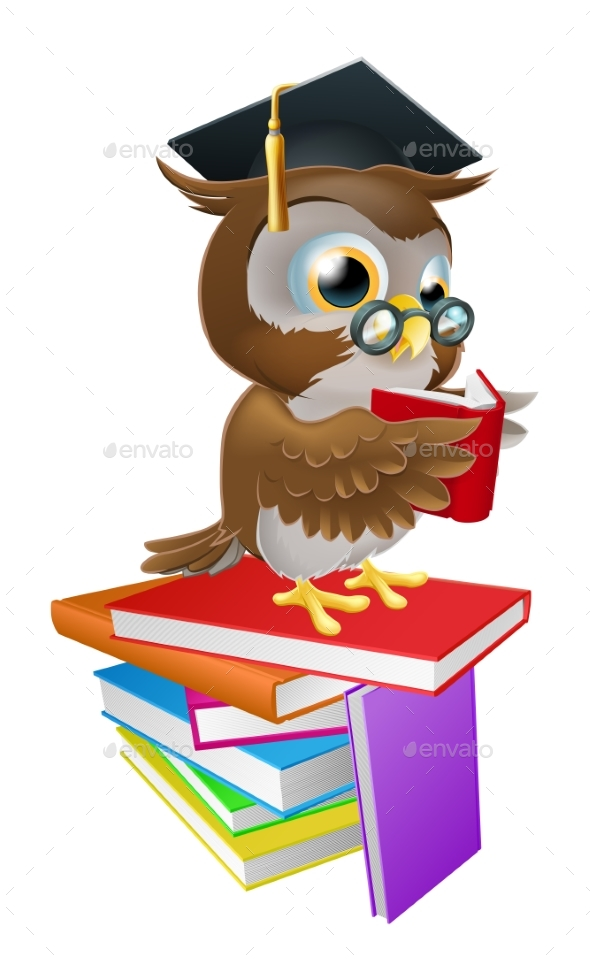 Wise Owl Reading - Animals Characters