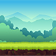 Cartoon Game Background - GraphicRiver Item for Sale