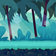 Jungle Game Background - GraphicRiver Item for Sale