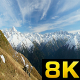 Mountains and Valley Landscape - VideoHive Item for Sale